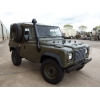 Land rover 90 RHD wolf (Soft Top) ex.army