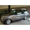 Armoured Range Rover vogue LHD V8 metallic grey  for sale Military MAN trucks