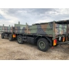 Schmitz 2 Axle Draw Bar Cargo Trailer