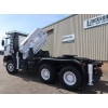 Iveco Eurotrakker 260E37 6x6 LHD tractor with crane 50317 | military vehicles, MOD surplus for export