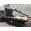Hagglund Bv206 Load Carrier with Crane for sale