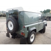 Land Rover Defender 90 TDCi Hard Top   ex military for sale
