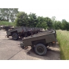 Sankey 1,000kg Single axle trailer