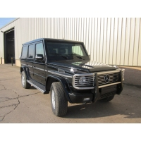 Armoured Mercedes G500  Wagon SUV 4x4