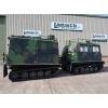 Hagglund BV 206 hardtop Radio Vehicle