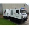 Hagglunds Bv206 hard top Ambulance for sale