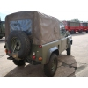 Land Rover Defender 90 Wolf LHD Soft Top (Remus)   ex military for sale