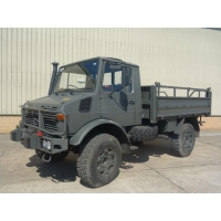 Mercedes Unimog U1300L Turbo RHD for sale in Africa