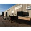 Broshuis E2130 Tri Axle Step Frame Low Loader Trailer  military for sale
