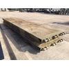 Pair of heavy duty alloy bridge ramp