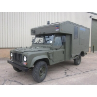 Land Rover 130 Defender Wolf RHD Evac Unit