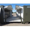SERT ELC 500 containerised catering / kitchen unit