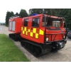 Hagglund BV206 ATV Fire Engine (Fire Chief) | military vehicles, MOD surplus for export