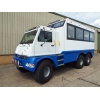 MOWAG Duro II 6x6 Ice Overlander bus | Off-road Overlander military