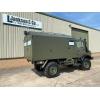 Mercedes Unimog U1300L Ambulance turbo   ex military for sale