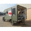 Land Rover 130 Defender Wolf RHD Ambulance | Ex military vehicles for sale, Mod Sales, M.A.N military trucks 4x4, 6x6, 8x8