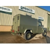 Land Rover Snatch 2B Armoured Defender 110 300TDi | military vehicles, MOD surplus for export