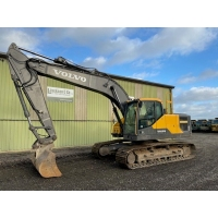Volvo EC220 EL Excavator 2015 for sale
