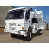 Volvo FL12 6x6 tipper with protected cab | used military vehicles, MOD surplus for sale