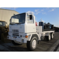 Bedford TM 6x6 service truck with de mountable body  for sale Badford TM