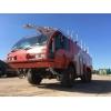 Sides VMA 112 6x6 Airport Crash Tender  for sale Bedford TM