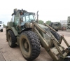 JCB 4CX back military back hoe loader 334 Hours only