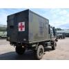 Mercedes Benz Unimog U1300L 4x4 Medical Ambulance  for sale Military MAN trucks