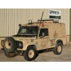 Armoured Land Rover Snatch 2A  Defender 110 300TDi for sale