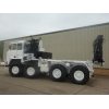 Foden 8x6 Container Carriers truck with crane for sale