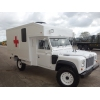 Land Rover 130 Defender Wolf RHD Ambulance   ex military for sale