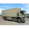 MAN 18.225 4X4 box truck   ex military for sale