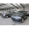 Armoured Range Rover vogue LHD V8 metallic grey   ex military for sale
