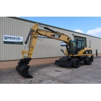 Caterpillar 318D Wheeled Excavator for sale