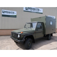 Mercedes GD250 G Wagon 4x4 Box Vehicle for sale