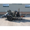 Gilkes 6 inch Water Pump Trailer for sale