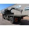MAN 4x4 HX60 18.330 Crane Truck  for sale Military MAN trucks