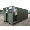20ft DROPS Refrigerated Container   ex military for sale