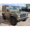 Land Rover Defender 90 Wolf LHD Soft Top (Remus) | Military Land Rovers 90, 110,130, Range Rovers, Mercedes for Sale