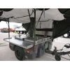 Karcher TFK 250 army mobile field kitchen trailer