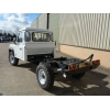 New Land Rover 130 RHD chassis cab  military for sale