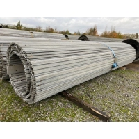 Faun Trackway Aluminium Matting 4.65M X 11M