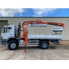 Mercedes Atego 1828 4x4 Crane Truck for sale