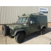 Land Rover Snatch 2A Armoured Defender 110 300TDi   for  sale in Angola, Kenya,  Nigeria, Tanzania, Mozambique,