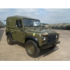 Land Rover Defender 90 Wolf Hard Top (Remus   ex military for sale