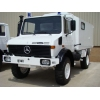 Mercedes Unimog U1300L Ambulance