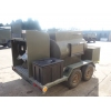 Ex Military Fluid Transfer 1000 Litre Tanker Trailer  military for sale