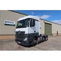 Mercedes Actros 2543 6x2 Tractor Units for sale in Africa