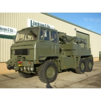 Foden 6x6 Recovery Truck for sale in Africa