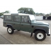 Land Rover Defender 110 TDCi Station Wagon RHD | military vehicles, MOD surplus for export