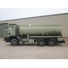 Man 25.322 6x4 LHD tanker truck   ex military for sale